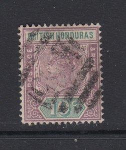 British Honduras, Sc 53 (SG 58), used