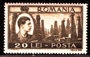 Romania 674 - MH