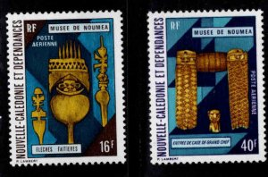 New Caledonia (NCE) Scott C102-103 MNH** Museum pieces