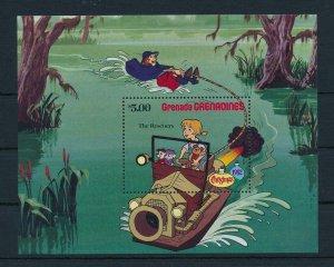 [22433] Grenada Grenadines 1982 Disney The Rescuers Christmas MNH