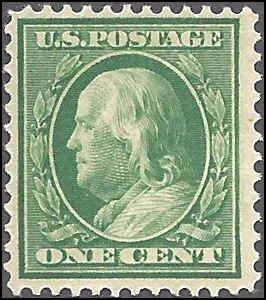374 Mint,OG,H... SCV $6.00