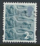 GB Regional England 2nd Class  SG EN6 SC#6 Used Type II     see details