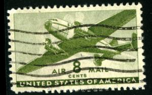 United States #C26, USED - 1944 - USA657