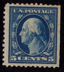 US Scott #504 Mint,No Gum,Natural Straight Edge R F-VF