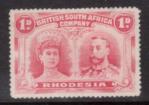 Rhodesia #102b VF Mint