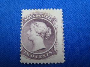 NOVA SCOTIA - SCOTT # 9 -  MH