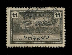 CANADA - 1951 - CORONACH / SASK.. CDS ON SG 403 - VERY FINE