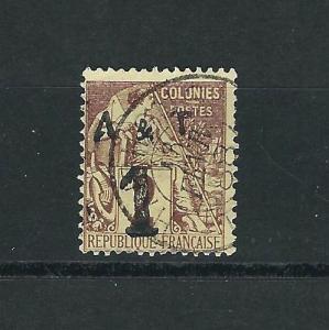Annan & Tonkin 1 Y&T 1 Used Fine 1888 SCV $50.00