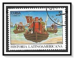 Caribbean #3464d Discovery Of America CTO