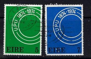 Ireland 363-64 Used 1974 set
