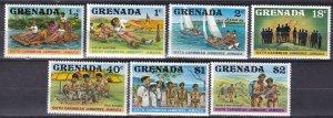 Grenada #805-11  MNH CV $4.60  (Z7859)