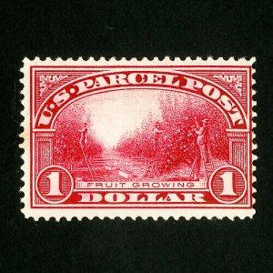 US Stamps # Q12 F Mint top value OG NH Scott Value $625.00