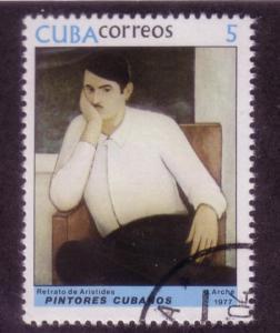 Cuba Sc. # 2154 CTO