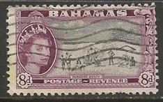 BAHAMAS 166 VFU E901-3