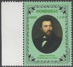 Honduras C995 MNH Heinrich von Stephan