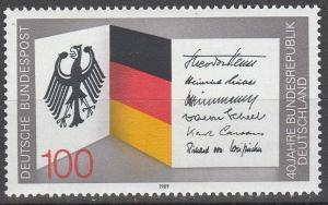 Germany #1577  MNH    (S6795)