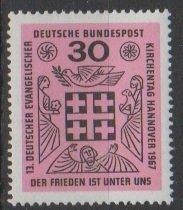 Mi:  536    mnh   1967  Cat €   0.30