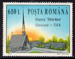 Romania 3969 MNH VF