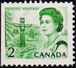 Canada.1967 2c S.G.580 Unmounted Mint