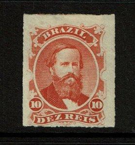 Brazil SC# 61, Mint Hinged, Hinge Remnant - S11137