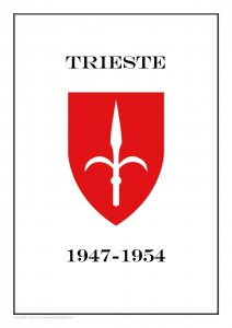 Trieste Trst Triest 1947 - 1954 (Zone A and B) PDF (DIGITAL) STAMP ALBUM PAGES