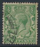 Great Britain SG 351 SC# 159  Used  chipped perf see scan  and details