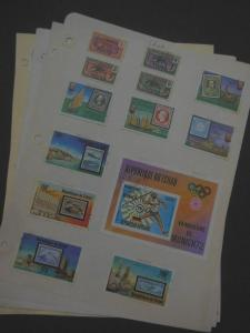 EDW1949SELL : CHAD Interesting Mint & Used collection on Homemade pages.