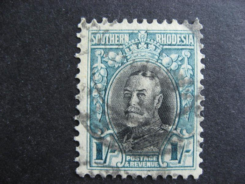 SOUTHERN RHODESIA Sc 26a U nice stamp here, check it out!