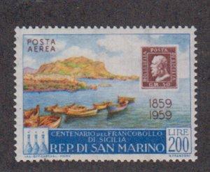 San Marino - 1959 - SC C110 - LH