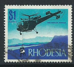 Rhodesia SG 451  FU