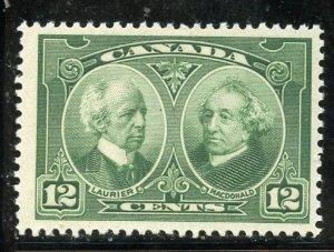 Canada # 147, Mint Never Hinge. CV $ 18.00