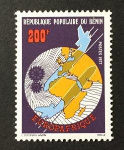 Benin 1977 #370, MNH, CV $2.75