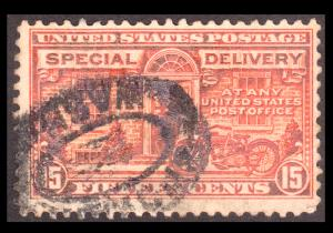 UNITED STATES SPECIAL DELIVERY STAMP. 1925. SCOTT # E13. ITEM 7