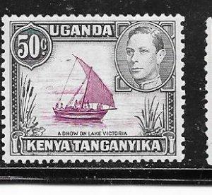 Kenya,Uganda,Tanganyika #-79  50c   (MNH  CV $7.28