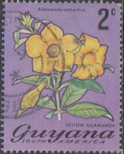 Guyana #134   Used