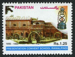 Pakistan 837, MNH. Presentation Convent School, Rawalpindi, cent. 1995