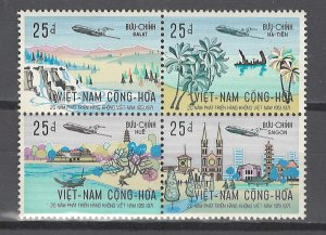 COLLECTION LOT # 2979 VIET NAM #424a MNH 1972 CV=$40