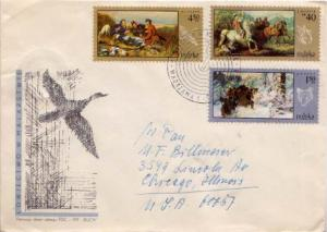 Poland, First Day Cover, Art, Horses