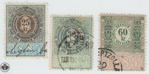 Austria Cinderella Revenue Fiscal stamp 9-19-21 as seen- 4k