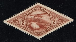 COSTA RICA  STAMP MNH/OG AIR MAIL 2C