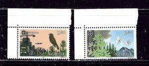 Norway 892-93 MNH 1985 Europa