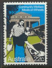 Australia SG 750 - Used
