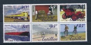 [NA1507] Netherlands Antilles Antillen 2004 Transport MNH # 1507-12