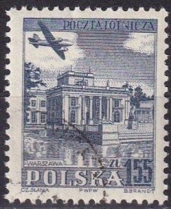 Poland #C39 F-VF Used  (V4643)