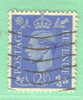 Great Britain Scott #262 used
