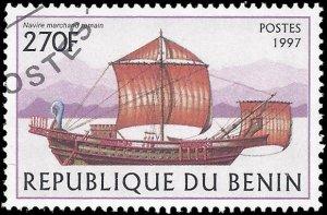 Benin 1997 #1043 CTO