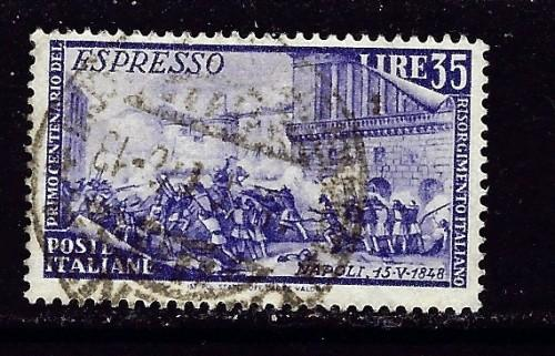 Italy E26 Used 1948 issue