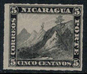 Nicaragua #10* NH  CV $50.00