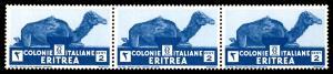 Eritrea 158 Mint (NH) Trio
