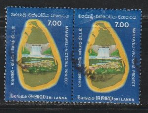 Sri Lanka  SC 748 Used